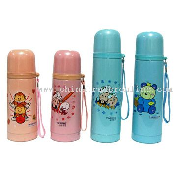 Cartoon Vacuum Flasks
