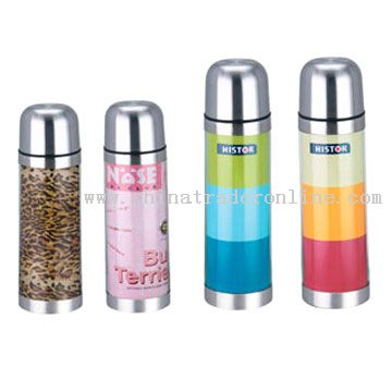 Bullet Shape Vacuum Flasks
