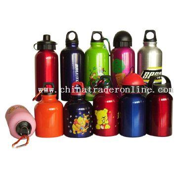 300ml / 400ml Drinking Bottles