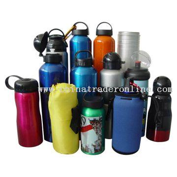 Aluminum Drinking Bottles