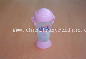 missile shape children water bottle (S)