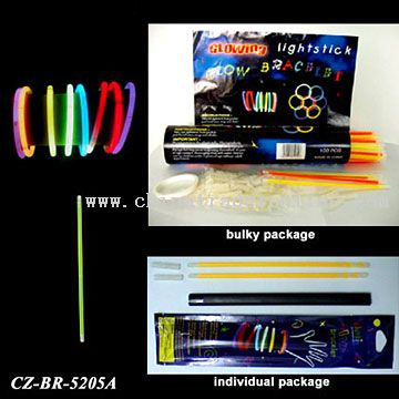 Glow Bracelets (Single Color)