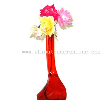 PVC Flower Vase from China