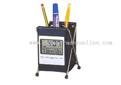 Time penholder from China