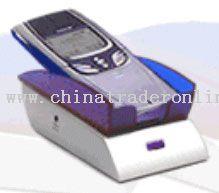 self-rising cellphone holder