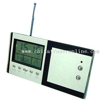 Calendar Radio