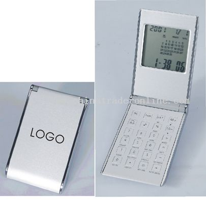 Foldable World Time Calendar & Calculator