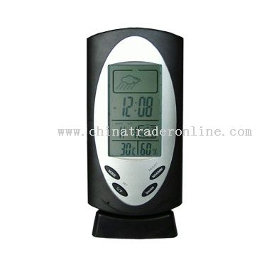 Weather Station Clocks from China