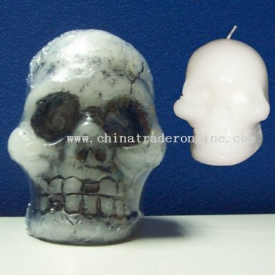 Skeleton Shape Candle Lamp