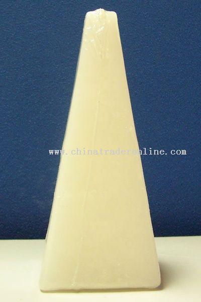 Small Pyramid Shape Candle Lamp
