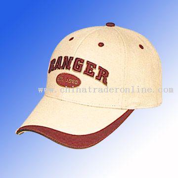 7 Panel Baseball Cap