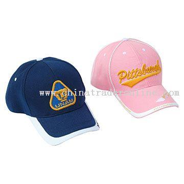 Acrylic Baseball Caps