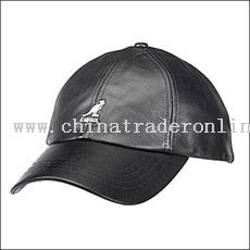 leather fisherman hat