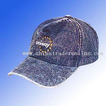 Denim Cotton cap