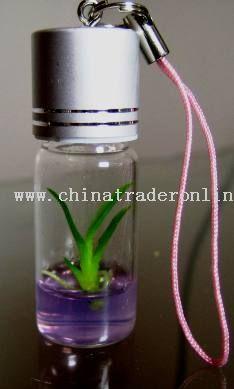 Mini Plant Pet Tree Key Chain