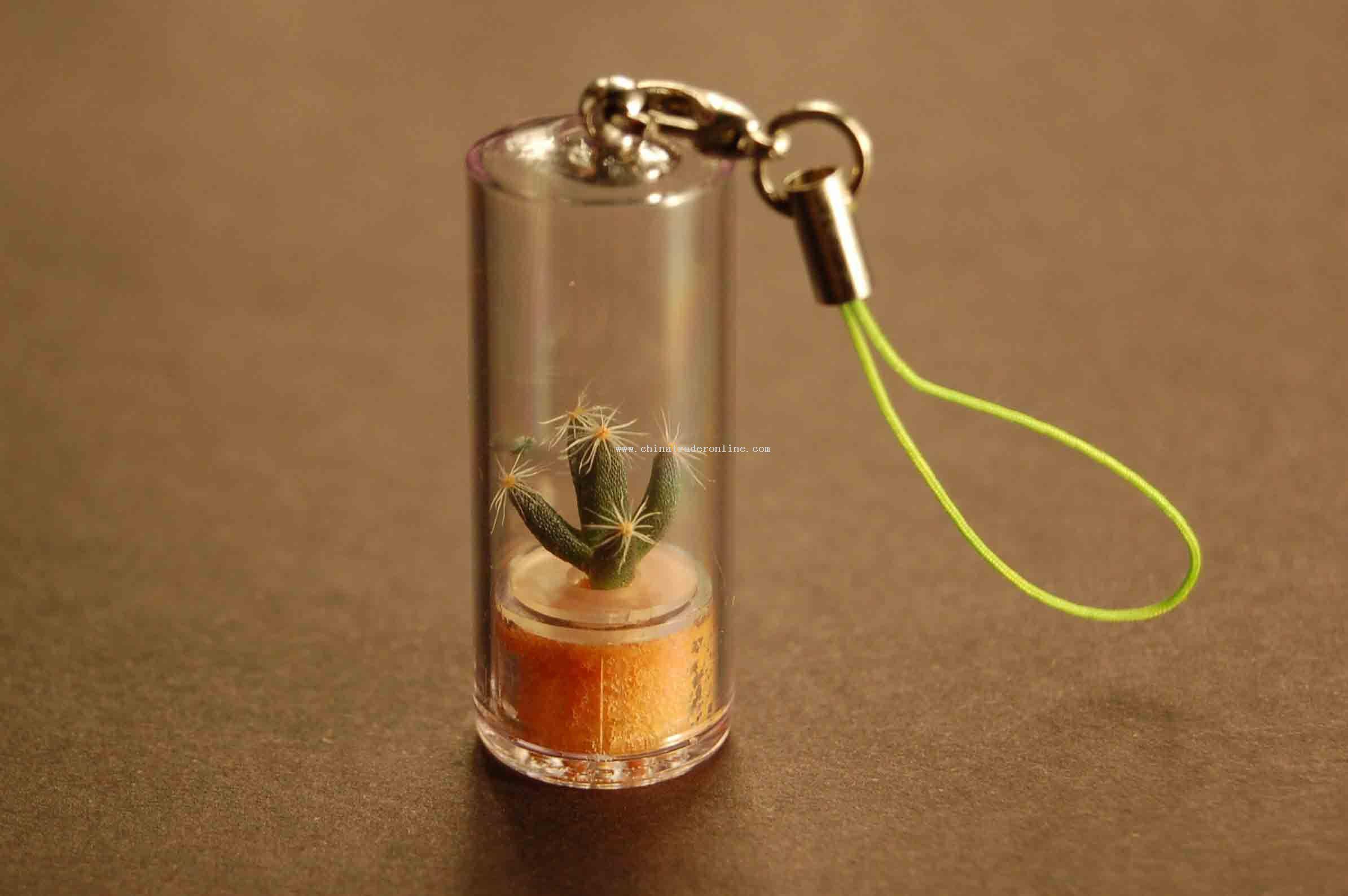 Miniuture plant Mobile Accessory