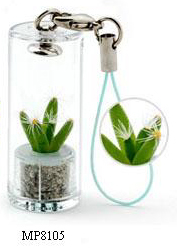 Pet Tree, Mini Plant, Finger Rose, Phone Straps