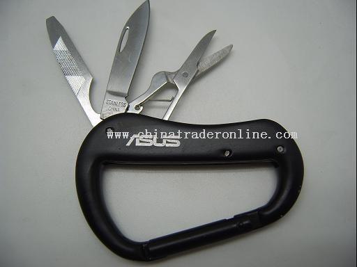 Tool Kit Carabiner