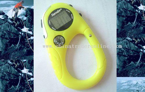 Carabiner watch