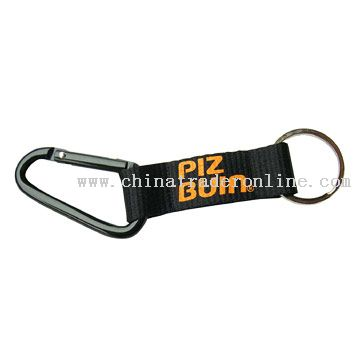 Short Strap with Carabiner