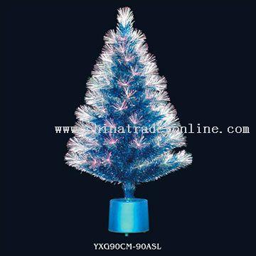 Optical-Fiber Tree