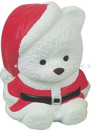 PU Christmas Bear from China