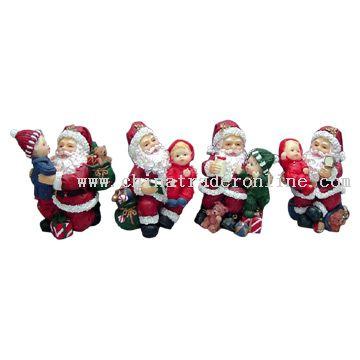 Santa Claus Sculptures
