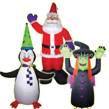 Christmas Airblown Inflatables from China