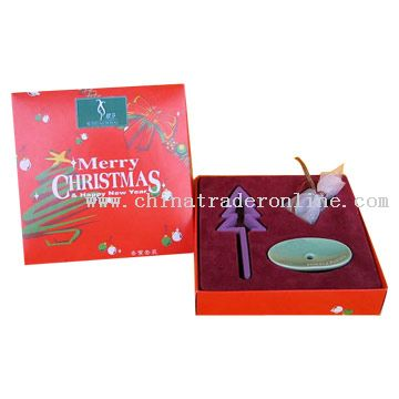 Christmas Incense Set