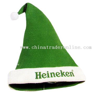 Christmas Printed Cap