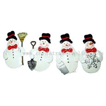 Metal Christmas Lanterns