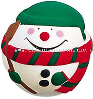 PU Snow Man from China