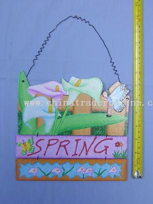 Spring Garden Decoration