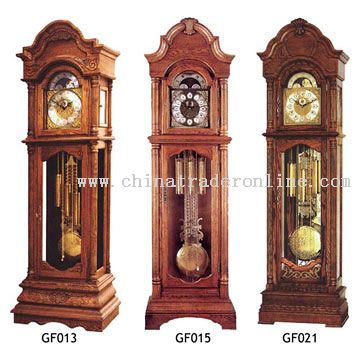 Grandfather Clocks from China