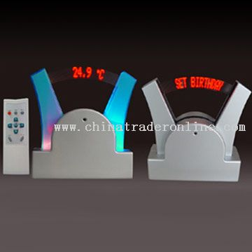 LED Magic Clocks