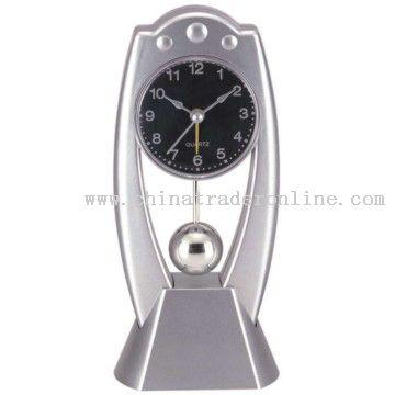 Pendulum Alarm Clock