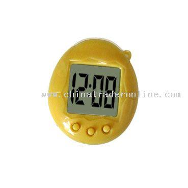 Digital Thermometer Clock