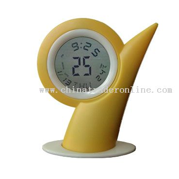 LCD Clock With Calendar from China