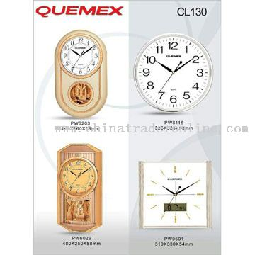 Wall Clocks, Pendulum Clocks