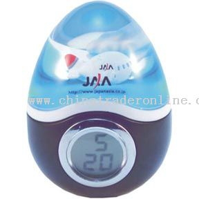 Aqua Egg Clock from China