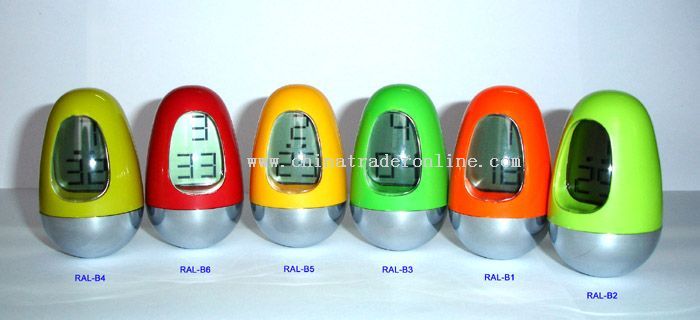 TUMBLER CLOCK