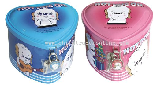 TIN COIN BANK