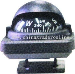 Adhesive Car Compass Ball