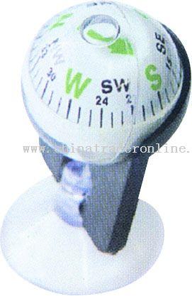 Adsorptive Car Compass Ball from China