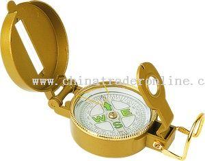 Meatl Foldway Compass