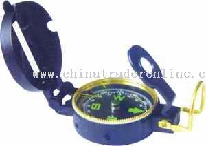 Metal Foldaway Compass