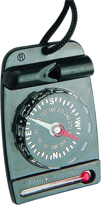 Whistle Thermometer Compass