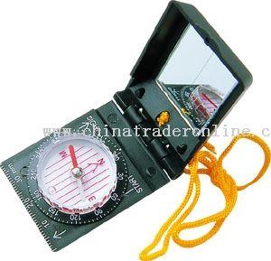 Plastic Ruler Compass