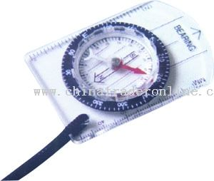 Ruler Compass from China