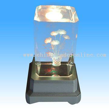 3D Laser-On Light Base